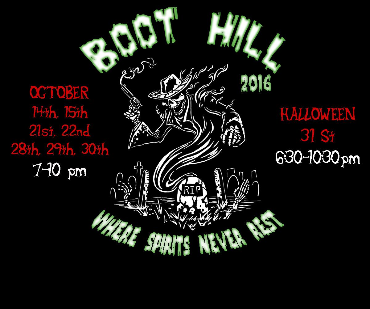 Boot Hill - Home Haunt @ Irvine | California | United States